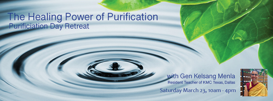 Purification Retreat